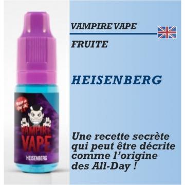 Vampire Vape - HEISENBERG - 10ml