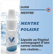 Ilixir - VEGETOL CLOUD MENTHE - 10ml