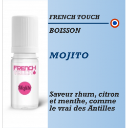 French Touch - MOJITO - 10ml
