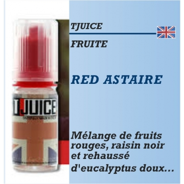 Tjuice - RED ASTAIRE - 10ml