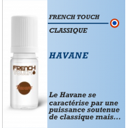 French Touch - HAVANE - 10ml