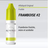 Alfaliquid - FRAMBOISE2 - 10ml