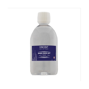 VDLV - BASE 20 PG 80 VG en 0mg/ml 20 PG 80 VG - 500 ml