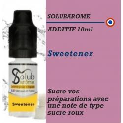 SOLUBAROME - ADDITIF SWEETENER - 10 ml