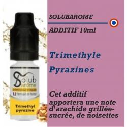 SOLUBAROME - ADDITIF TETRAMETHYL PYRAZINES- 10 ml