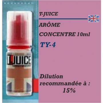 T-JUICE - ARÔME TY-4 - 10 ml