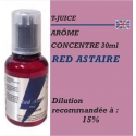 TJUICE - ARÔME RED ASTAIRE - 30 ml