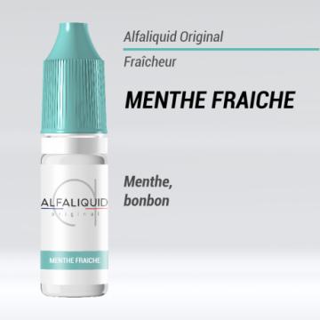 Alfaliquid - MENTHE FRAÎCHE - 10ml