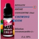REVOLUTE - ARÔME CHEWING GUM - 10 ml