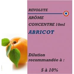 REVOLUTE - ARÔME ABRICOT - 10 ml