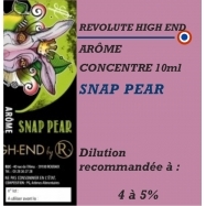 REVOLUTE HIGH END - SNAP PEAR - 10 ml