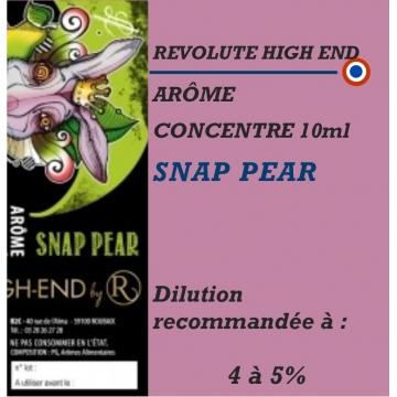 REVOLUTE HIGH END - ARÔME SNAP PEAR - 10 ml