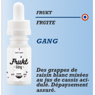 Frukt - GANG - 10ml