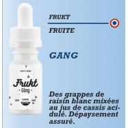 Frukt - GANG - 10ml