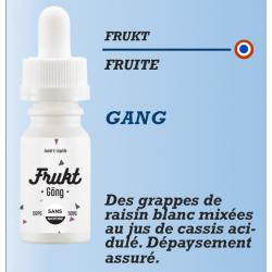 Frukt - GANG - 10ml - DDM