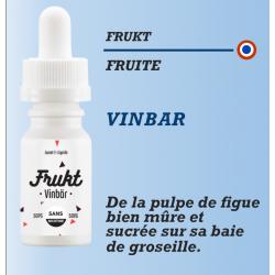 Frukt - VINBAR - 10ml