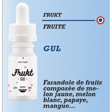 Frukt - GUL - 10ml