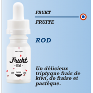 Frukt - ROD - 10ml