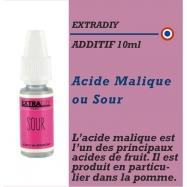 EXTRADIY - ADDITIF ACIDE MALIQUE SOUR - 10 ml