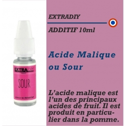 EXTRADIY - ADDITIF SOUR ACIDE MALIQUE - 10 ml