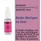 EXTRADIY - ADDITIF ACIDE MALIQUE SOUR - 10 ml
