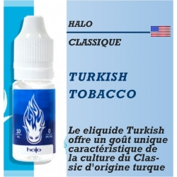 Halo - TURKISH TOBACCO - 10ml