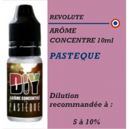 REVOLUTE - PASTEQUE - 10 ml