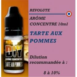 REVOLUTE - ARÔME TARTE AUX POMMES - 10 ml
