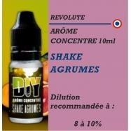 REVOLUTE - SHAKE AGRUMES - 10 ml