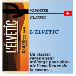 Vaposfer - L'ELVETIC - 10ml