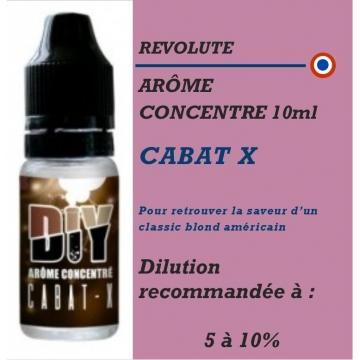 REVOLUTE - ARÔME CABAT X - 10 ml