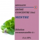 REVOLUTE - ARÔME MENTHE - 10 ml
