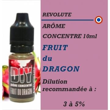 REVOLUTE - ARÔME FRUIT du DRAGON - 10 ml