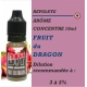 REVOLUTE - ARÔME FRUIT du DRAGON - 10 ml