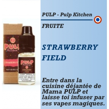 Pulp - STRAWBERRY FIELD - 10ml