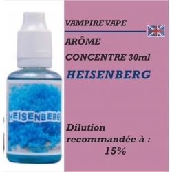 VAMPIRE VAPE - ARÔME HEISENBERG - 30 ml