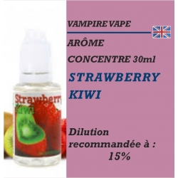 VAMPIRE VAPE - ARÔME STRAWBERRY KIWI - 30 ml