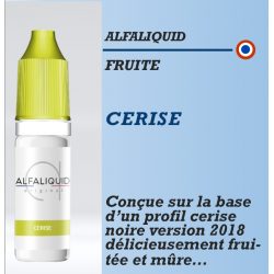 Alfaliquid - CERISE - 10ml