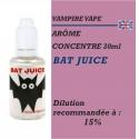 VAMPIRE VAPE - ARÔME BAT JUICE - 30 ml