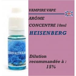 VAMPIRE VAPE - ARÔME HEISENBERG - 10 ml