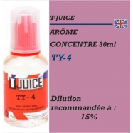 TJUICE - ARÔME TY-4 - 10 ml