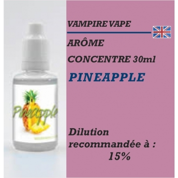 VAMPIRE VAPE - PINEAPPLE - 30 ml