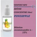 VAMPIRE VAPE - ARÔME PINEAPPLE - 30 ml