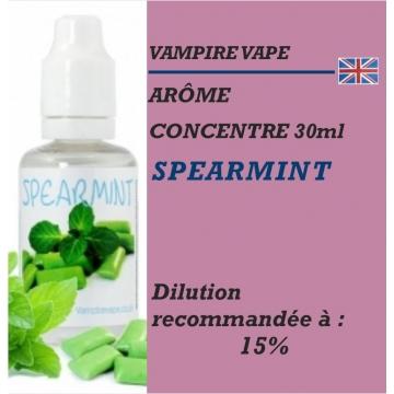 VAMPIRE VAPE - ARÔME SPEARMINT - 30 ml