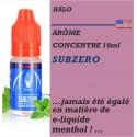 HALO - ARÔME SUBZERO - 10 ml