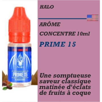 HALO - ARÔME PRIME - 10 ml