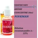 VAMPIRE VAPE - ARÔME PINKMAN - 30 ml