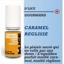 D'Lice - CARAMEL REGLISSE - 10ml