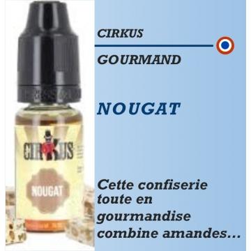 Cirkus - NOUGAT - 10ml