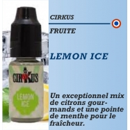 Cirkus - LEMON ICE - 10ml
